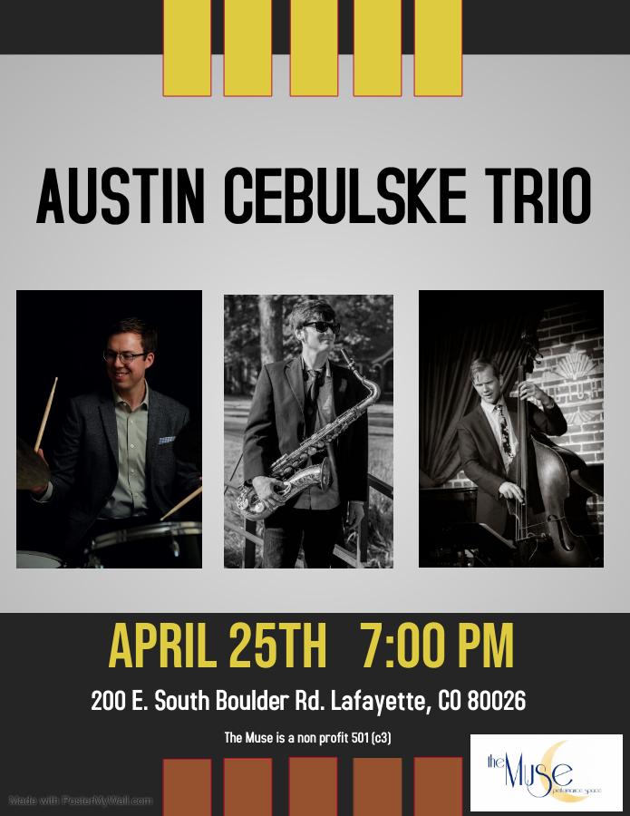 Austin Cebulske Trio