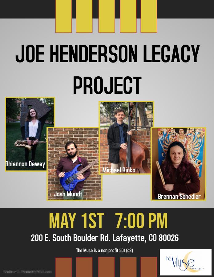 Joe Henderson Legacy Project